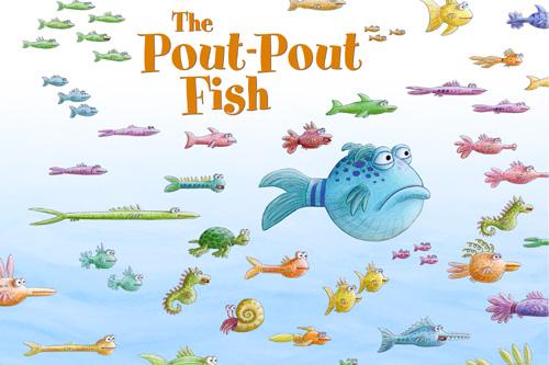 The Pout Pout Fish Miscellaneous Images