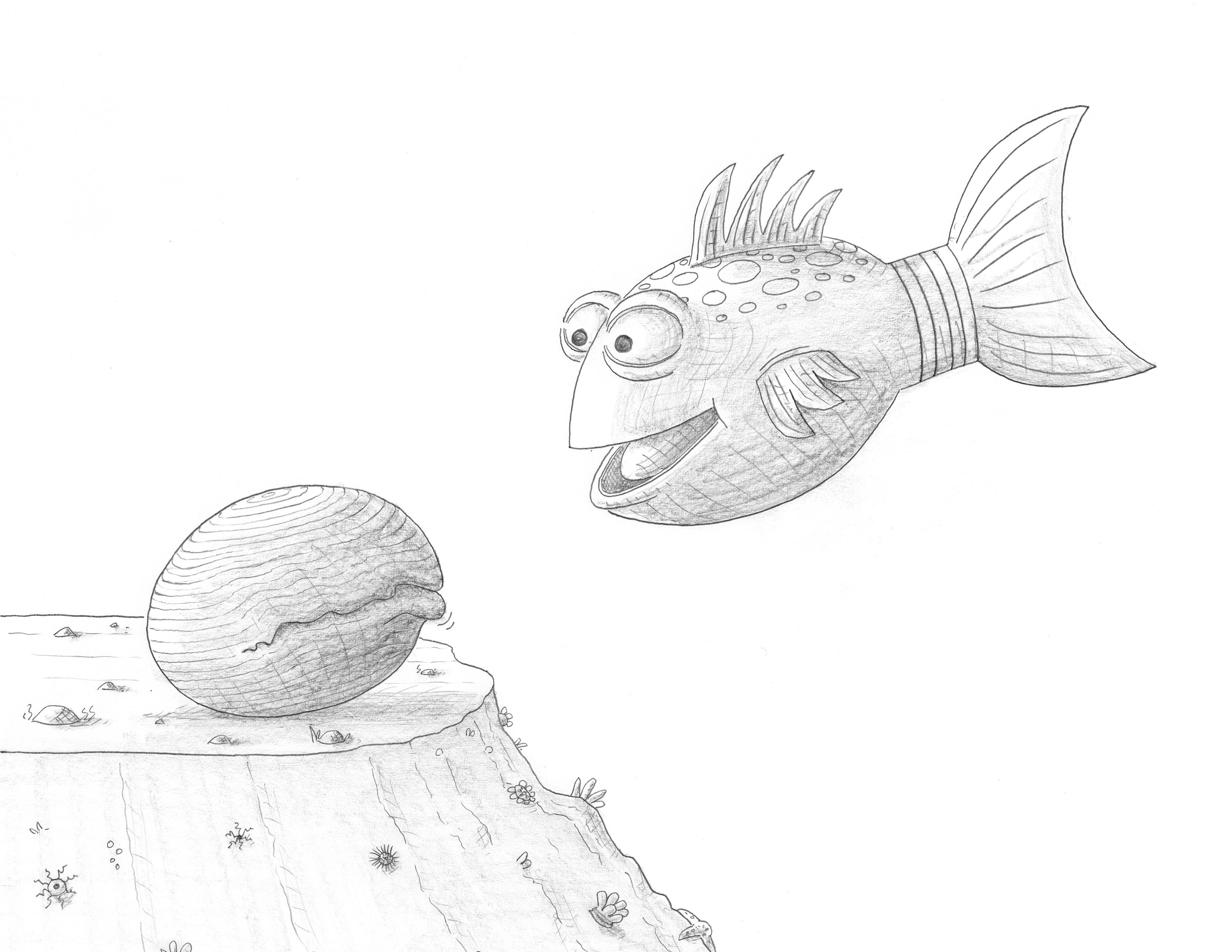 The Pout-Pout Fish \